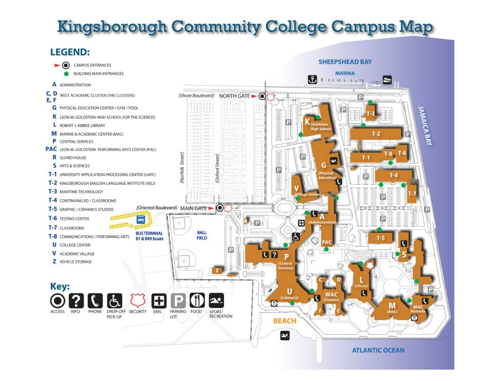 Kingsborough Community College Studyusa